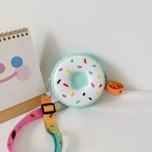 Adorable Donut Bag / Kids Purse